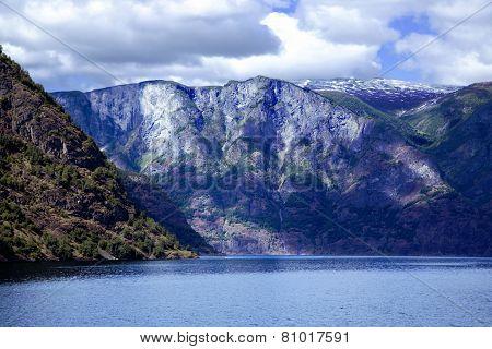 Wonderful landscape in Lysefjord