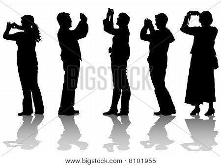 Girls and boys photographers