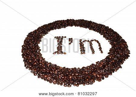 I'm Coffee