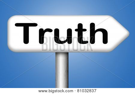 truth be honest honesty leads a long way find justice law and order