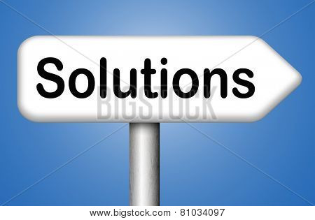solutions solve problems and search and find a solution and quiz results