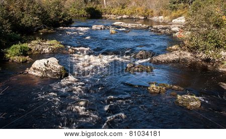 stream in maine