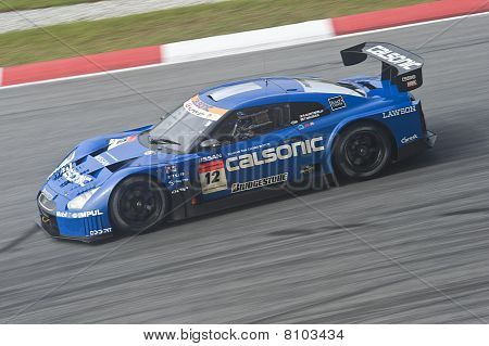 2010 AUTOBACS SUPER GT SERIES - TEAM IMPUL