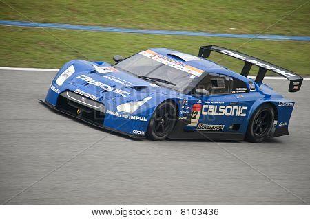 2010 AUTOBACS SUPER GT SERIES - TEAM IMPUL