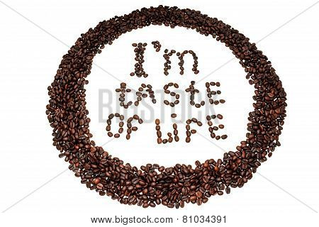 I'm Taste Of Life, Coffee