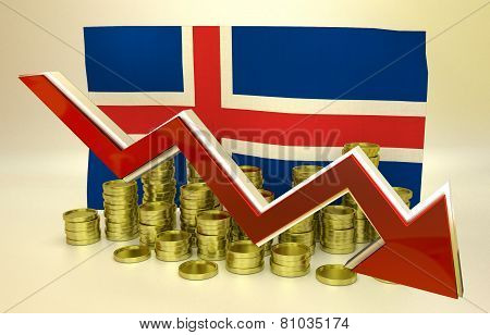 currency collapse - Icelandic economy