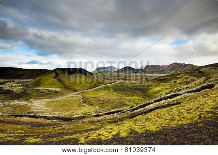 Landmannalaugar, South Iceland