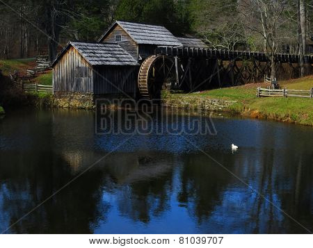 Northeast watermill
