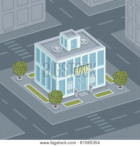 Facade bank