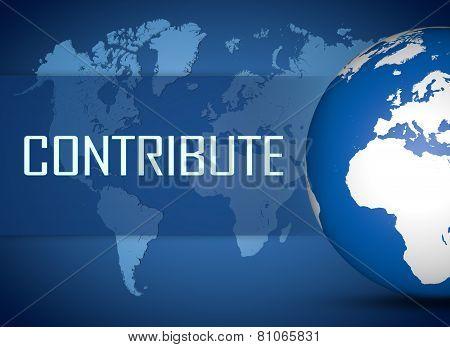 Contribute