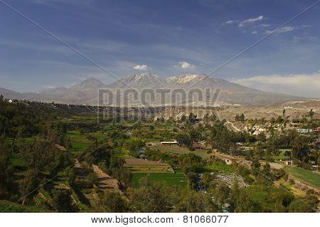 Pichu Pichua Arequipa