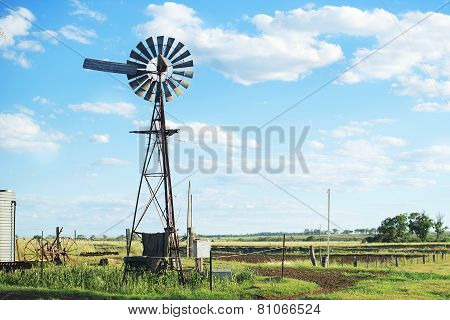 Windmill in Brisbane