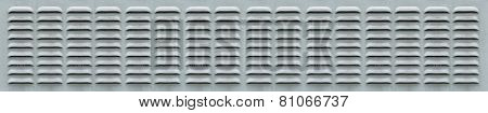 Panoramic Ventilation Grill