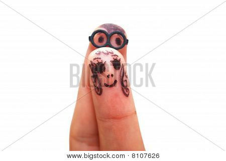 Finger Face