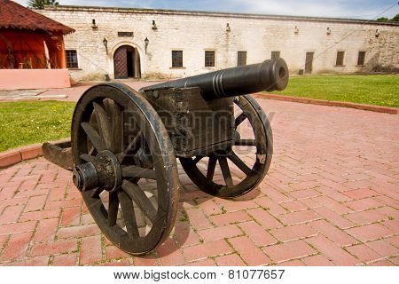 Old Antique Cannon