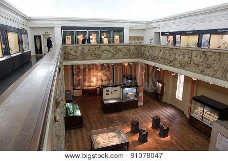 Birmingham Museum Visitors