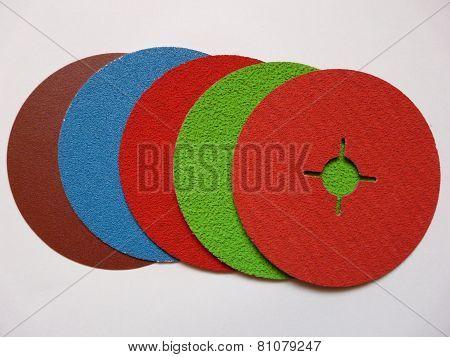 abrasive disk