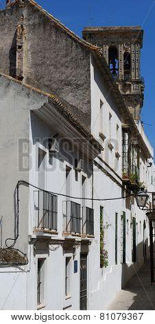 Spanish houses, Arcos de la Frontera.