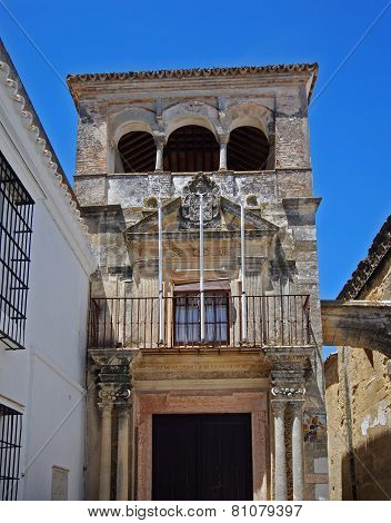 Mayorazgo Palace, Arcos de la Frontera.