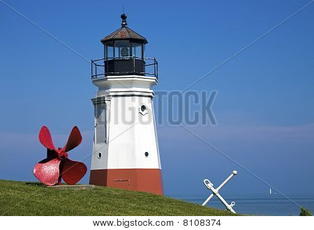 Vermillion Lighthouse