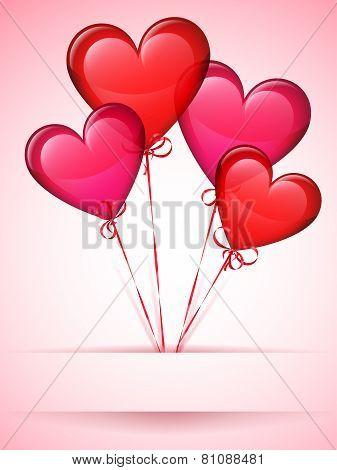 Heart Shaped Balloons