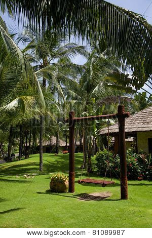 Vietnam garden