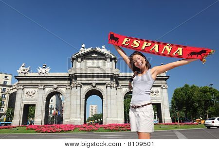 Spain - Madrid Tourist