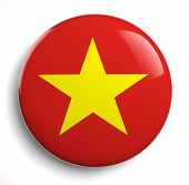 pic of communist symbol  - Vietnam flag icon - JPG