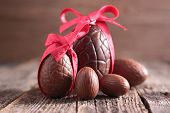 pic of easter candy  - easter chocolate egg - JPG