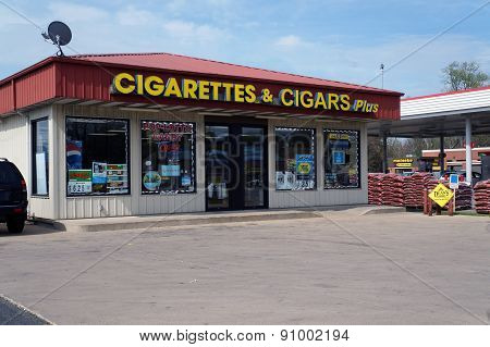 Cigarettes & Cigars Plus