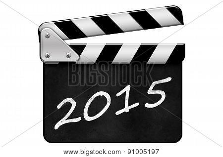 Movie Clapper 2015
