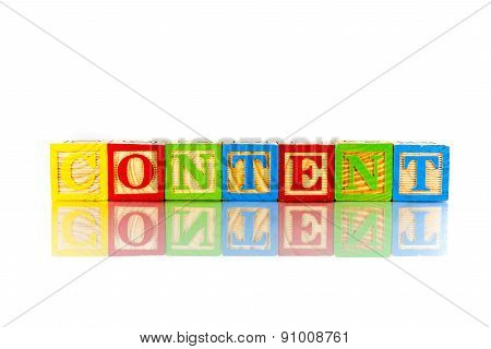 Content Word