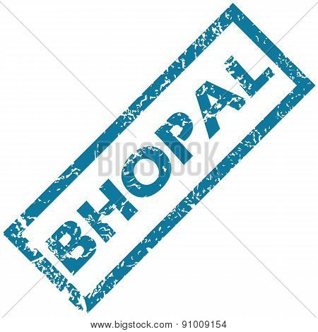 Bhopal rubber stamp