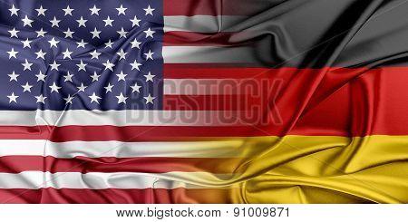 USA and Germany.