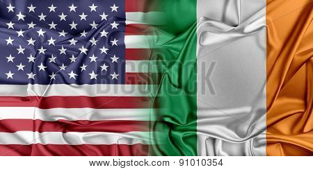 USA and Ireland.