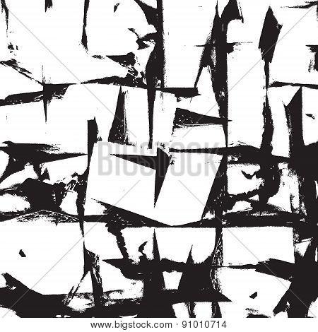 Spot Grunge Background