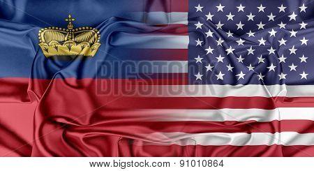 USA and Liechtenstein.