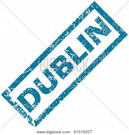Dublin rubber stamp