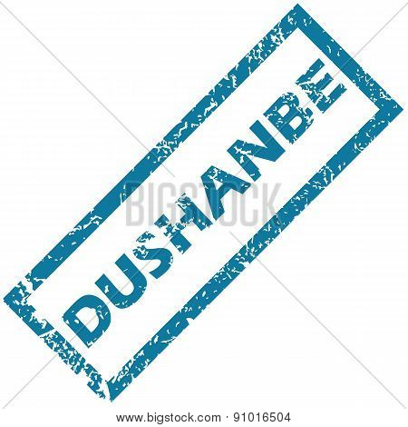 Dushanbe rubber stamp