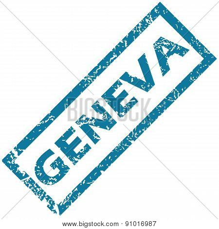 Geneva rubber stamp
