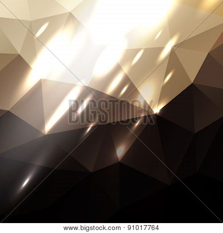 Space Abstract Background