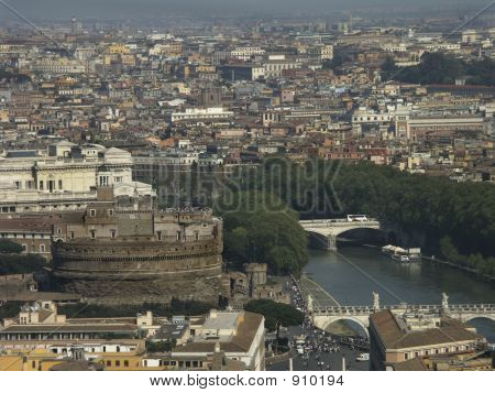 Rome View.