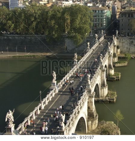 St. Angel Bridge