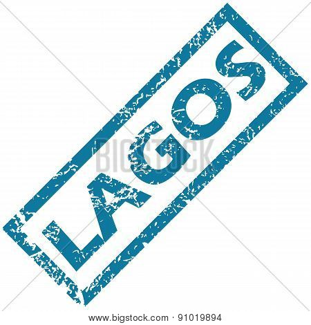 Lagos rubber stamp