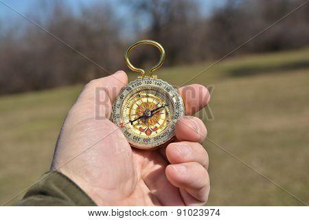 Compass Orientation.