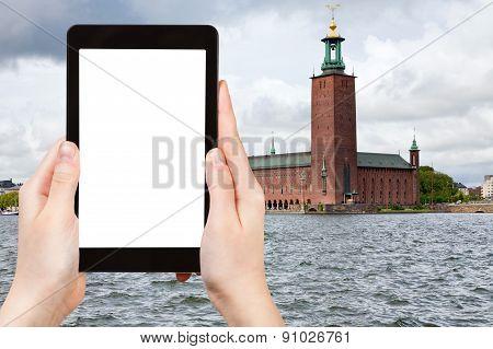 Tourist Photographs Of