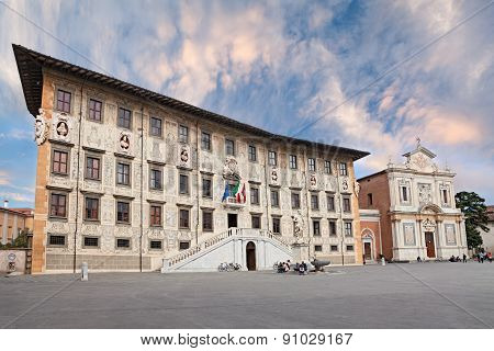 Knights' Square, Pisa, Italy