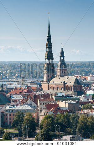 Riga's View