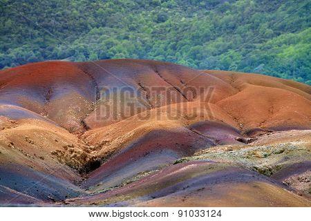 Vulcano earth