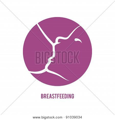 Breastfeeding sign